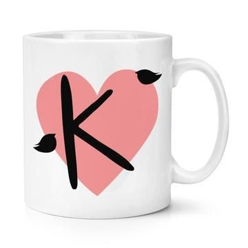 valentine day kiss mug 11oz
