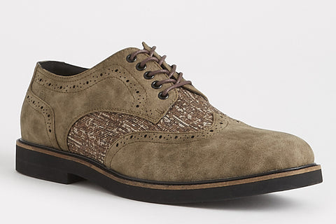 Vincent - Light Brown/Black