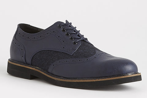 Vincent - Navy/Black