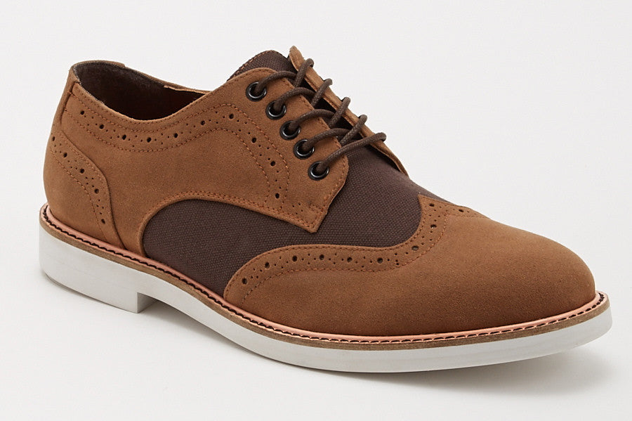 Vincent - Light Brown/Dark