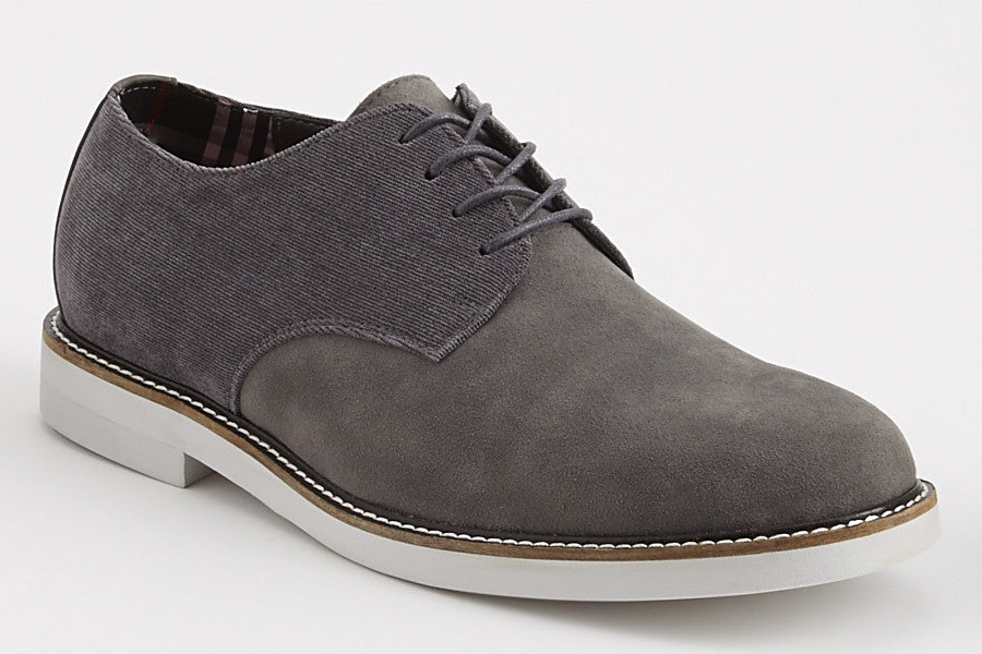 Jeffrey - Dark Grey/Light Grey