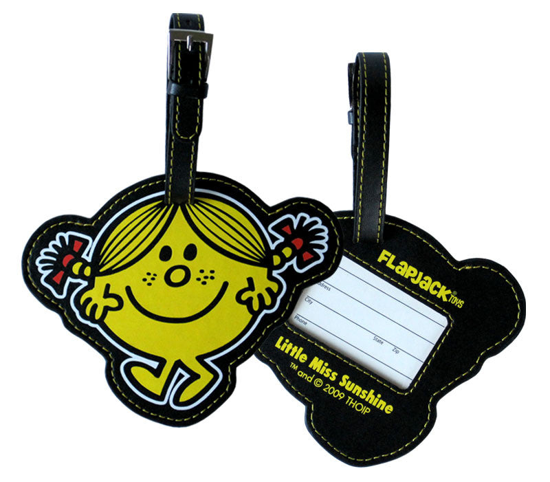 Little Miss Sunshine Luggage Tag
