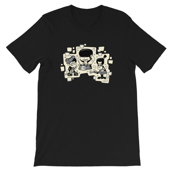 Flapjack Toys The Spookys Funk T-Shirt - Black