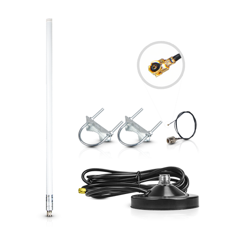 8dBi Fiberglass Antenna Bundle | Antenna for LoRa®