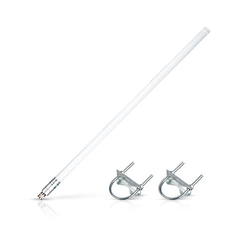 8dBi Fiber Glass Antenna | Supports 858-878MHz