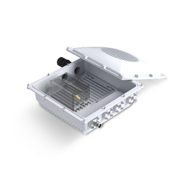 Outdoor Enclosure for Gateway | Compatible with Hotspot Miner, RAK7244, RAK7244C, and RAK7244P