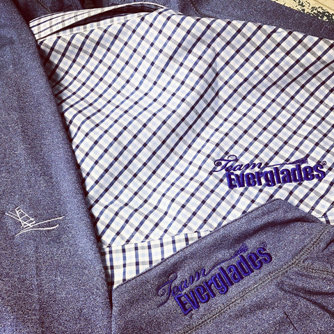 Custom Sportfishing Everglades Boatworks Shirts