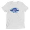 Bait Ball Tri Blend Vintage Tee - Athletic Fit - Atlantic Drift