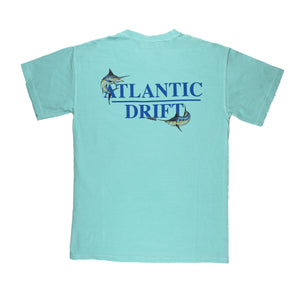Atlantic Drift Double Pocket Tee - Atlantic Drift