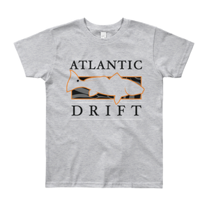 Kids Redfish Tee - Atlantic Drift