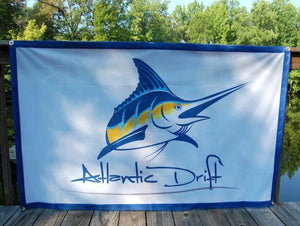 Original Banner - Atlantic Drift
