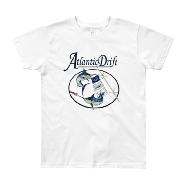 Kids Double Blue Tee - Atlantic Drift