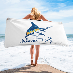 Original Logo Beach Towel - Atlantic Drift