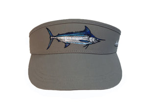 Blue Marlin Visor - Atlantic Drift