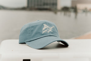 Coastal Blue Twill AD Hat