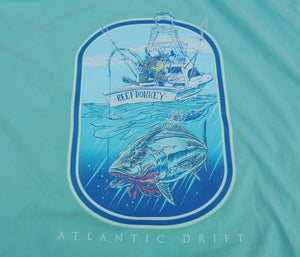 Reef Donkey Tee - L/S - Mint - Atlantic Drift
