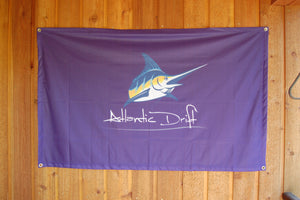 Navy Banner - Atlantic Drift