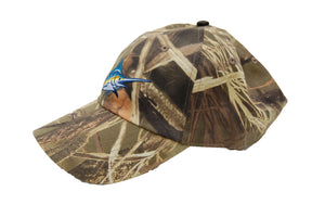 Camo Marlin Hat - Atlantic Drift