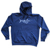 Old Blue Recover Hoodie - Navy - Atlantic Drift