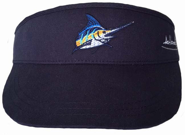 Navy Tour Visor - Atlantic Drift