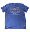 Redfish Vintage Tee - Athletic Fit - Atlantic Drift