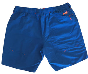 Southport Shorts - Snorkel Blue - Atlantic Drift