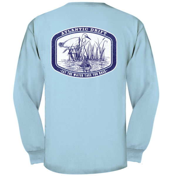 Low Tide Long Sleeve - Atlantic Drift