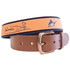 Original Logo Belt - Atlantic Drift