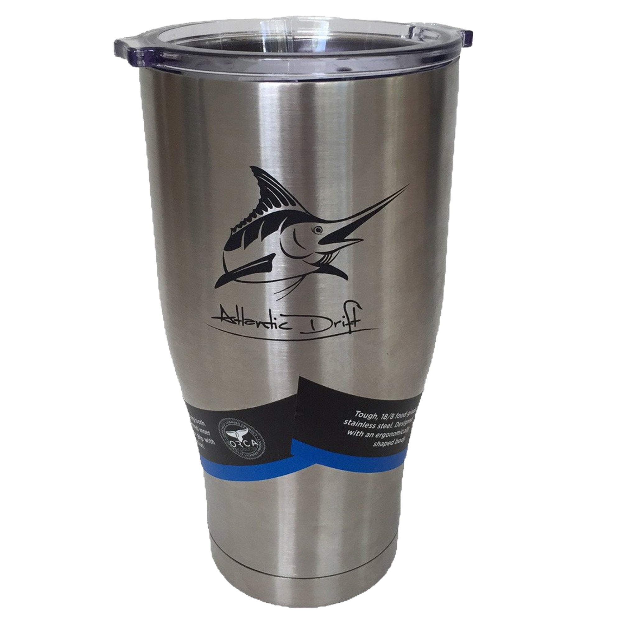 ORCA Chaser Cup - Stainless Steel - Atlantic Drift