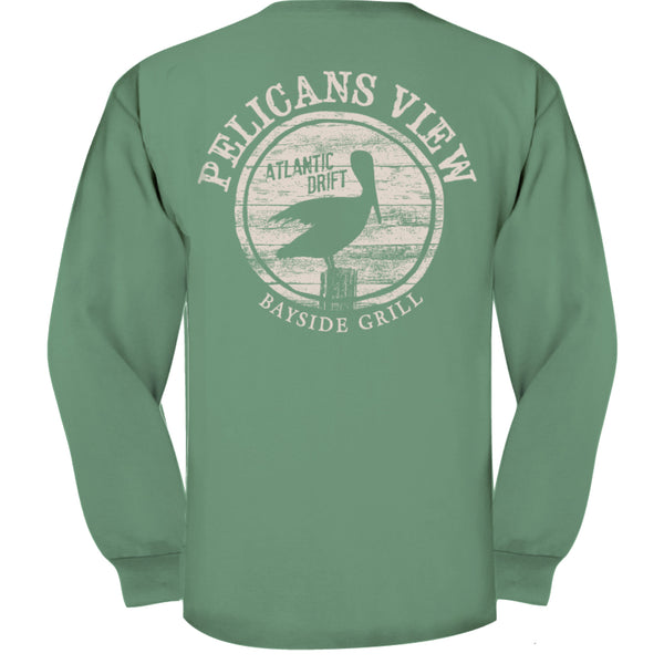 Bayside Grill Long Sleeve - Atlantic Drift