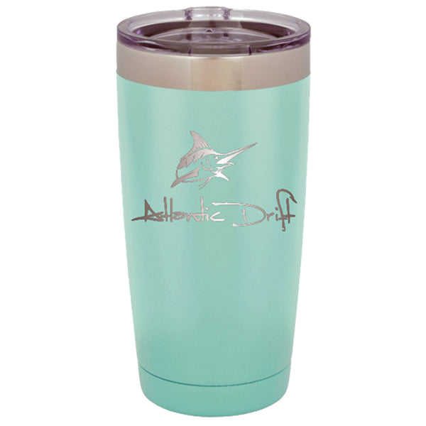 20 oz Tumbler - Teal - Atlantic Drift