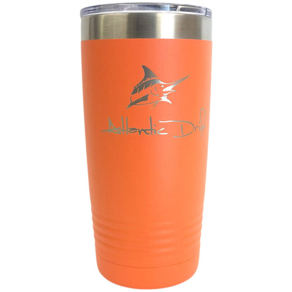Tumbler 20 oz - Orange - Atlantic Drift