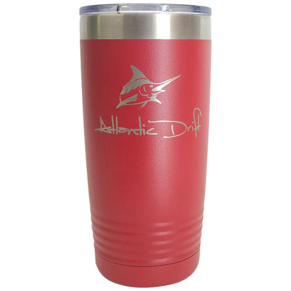 20 oz Tumbler - Red - Atlantic Drift