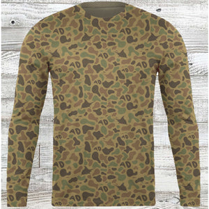 Woodland Camo Performance
