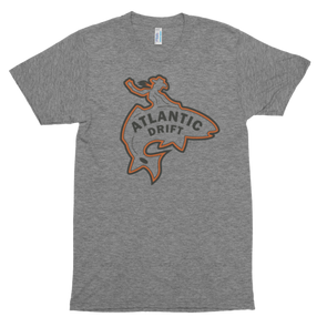 Red Drum Cowboy Vintage Tee - Athletic Fit - Atlantic Drift