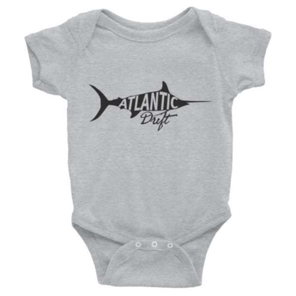 Old Blue Onsie - Gray - Atlantic Drift