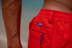 Southport Shorts - Fiesta - Atlantic Drift