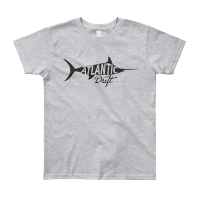 Kids Old Blue Tee - Atlantic Drift