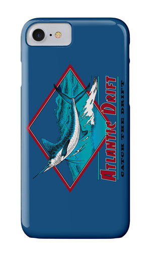 White Marlin Phone Case - Atlantic Drift
