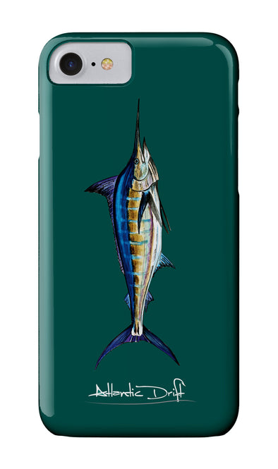 Marlin Phone Case - 2 Colors Available - Atlantic Drift