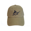 Khaki Twill AD Hat - Atlantic Drift