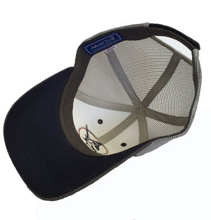 Outlaw Mesh-Back Hat - Graphite - Atlantic Drift