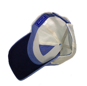 Trucker Hat - Stellar Blue - Atlantic Drift