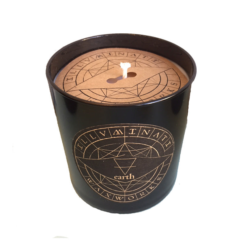 Four elements candles