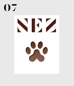 NEZ the olfactory magazine | 07 The Animal Sense | 2019 Spring/Summer