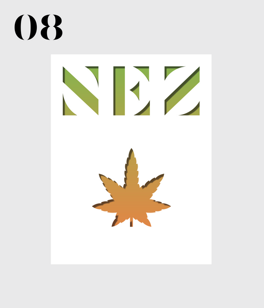 NEZ the olfactory magazine | 08 Addictive Substances | 2019 Autumn/Winter
