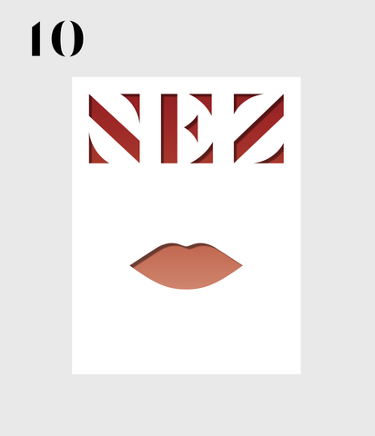 NEZ the olfactory magazine | 10 From the Nose to the Mouth | 2020 Autumn/Winter