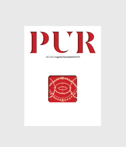 PUR A Cartier magazine hand-picked by Nez