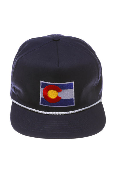 The Colorado Rope Hat