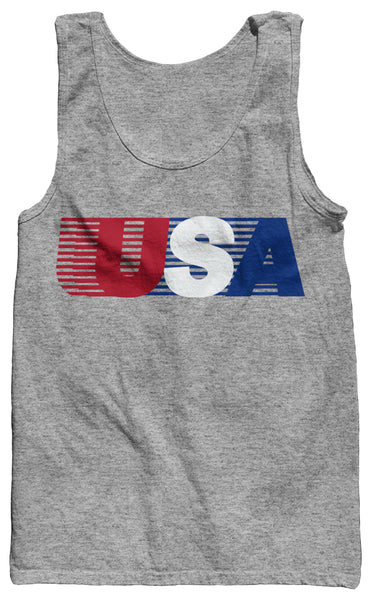 Retro USA Tank Top